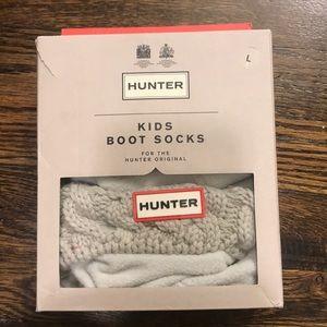 Kids Hunter Boot Socks